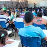 Curso para pais de alunos vai durar cinco semanas  Foto: Janio Bernardo