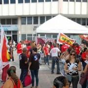 Paralisação é nacional e cobra perdas salariais de nove anos – Foto: alagoas24horas