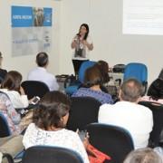 Reunião da Comissão Intergestores Regional (CIR) (Foto: Carla Cleto)