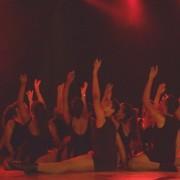 El Gibbor foi formado, em 2012, por alunos da Academia de Ballet Clássico Selma Pimentel (Foto: Divulgação)