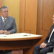 Advogado eleitoral, Marcelo Brabo é o convidado de Miguel Torres para falar sobre as mudanças da Reforma Política no Brasil (Foto: ascom/IZP)