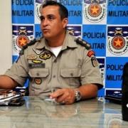 """Oficial salientou que """"nenhum tiro foi dado"""". (Foto: Neno Canuto)"""