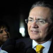 Renan diz que cabe ao Congresso mudar a medida provisória editada pelo governo – Foto: Fabio Rodrigues Pozzebom/Agência Brasil