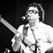 Cantor e compositor alagoano Júlio Uçá (Foto: Arquivo pessoal)