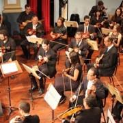 Há cinco anos fazendo parte da grade do Teatro Deodoro, o projeto Quinta Sinfônica é resultado de uma parceria entre a Secretaria de Estado da Cultura (Secult), Diretoria de Teatros do Estado de Alagoas (Diteal) e Universidade Federal de Alagoas (Ufal) (Foto: Adailson Calheiros)