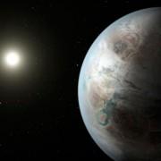 """Descoberta do planeta  """"primo  mais  velho""""  da  Terra foi confirmada hoje pela  Missão  Kepler    Divulgação/Nasa"""