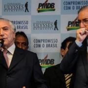 Temer diz que o PMDB quer ser cabeça de chapa nas eleições presidenciais de 2018 Foto: Antônio Cruz/Agência Brasil