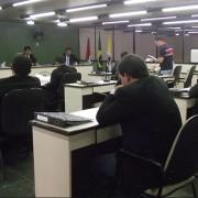 Câmara de Vereadores de Palmeira dos Índios (Foto: Lucianna Araújo)