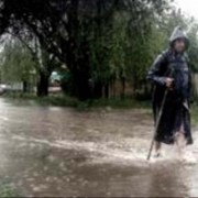Dez  mil  pessoas  são  afetadas pelas inundações  na proviincia de Buenos Aires (Divulgação/Télam)