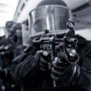 Os agentes da Swat mostrarão aos policiais a importância do treinamento, da capacitação e principalmente de estar sempre prontos em qualquer situação de combate, seja ela aparentemente fácil ou extremamente complexa (Fotos: Divulgação e Anderson Góes)