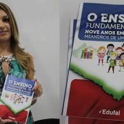 A professora Idnelma Lima da Rocha  lançou o livro: O Ensino Fundamental de 9 anos em Alagoas, Meandros de uma política