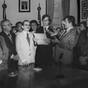 Collor toma posse como prefeito de Maceió