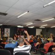 Policiais civis decidiram adiar decisão do indicativo de greve