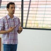 Bruno Umbelino se destacou entre estudantes de todo o mundo