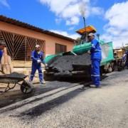 Programa Pró-Estrada, executado pela Setrand, caminha célere e já apresenta 90% dos serviços concluídos em cinco municípios alagoanosMárcio Ferreira/Arquivo e Neno Canuto