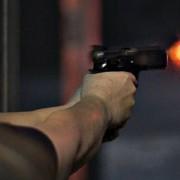 Segundo testemunhas e funcionários do terminal, dois homens entraram no local e atiraram mais de dez vezes contra Marlon Roldão, que morreu na hora (Foto:Reprodução)