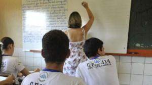 Os dados do Enem por escola evidenciam a desigualdade entre escolas que atendem estudantes de níveis socioeconômicos altos e baixos (Foto: Agência Brasil)