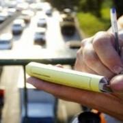 Detran-AL alerta motoristas para novos valores das multas que entrarão em vigor a partir de 1º de novembro.  Divulgação