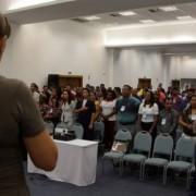 Encontro reúne conselheiros de Alagoas, Pernambuco, Sergipe, Rondônia, Minas Gerais, Amazonas e São Paulo(Foto: Ascom/Seprev)