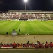 Sábado, CRB recebe o Joinville no Estadio Rei Pelé (Foto: Denison Roma / GloboEsporte.com)
