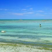 Praia de Ponta Verde está entre os cartões portais de Alagoas.Foto: Itawi Albuquerque