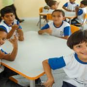 Pais devem levar cartão de vacinação para solicitar a transferência (Foto: Divulgação/Secom Maceió)