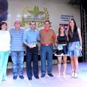 Pelo segundo ano consecutivo, a Secretaria de Estado de Esporte, Lazer e Juventude (Selaj) promoveu o Prêmio Melhores do Ano no Esporte Alagoano. Adaílson Calheiros
