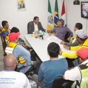 Mototaxistas fazem reinvidicação ao prefeito