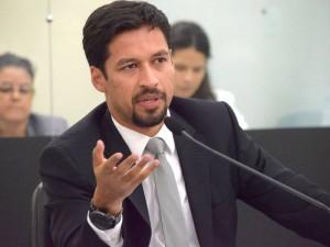 """""""Mudança é um direito da população"""", disse o deputado (Foto: repórteralagoas)"""