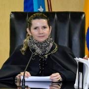 Rosa Albuquerque será a primeira mulher a presidir o TC/AL (Foto: Assessoria)