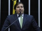 Com 293 votos, deputado Rodrigo Maia segue no comando da Casa (Foto:  Lucio Bernardo Jr. / Câmara dos Deputados / CP)