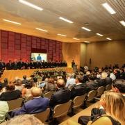 Grande adesão ao evento comprova interesse dos gestores com a transparência das informações dos municípios (Foto:maceio.al.gov.br)
