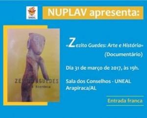 Zezito Guedes: Arte e História