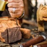 Voltado para a valorização do artesanato e turismo alagoanos, estande de Alagoas celebra ainda os 200 anos de emancipação política do Estado. (Fotos: Itawi Albuquerque