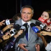 Líder do PMDB, senador Renan  Calheiros (Foto: assessoria)