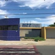 Sede do Ministério Público em Arapiraca (Foto: Ascom MPF/AL)