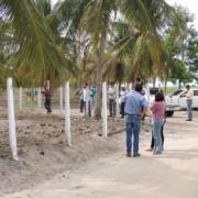 Equipes técnicas da Emater e Embrapa fizeram visitas de campo para escolha do local ideal para implantação das URTs. Fotos: Ascom/Emater