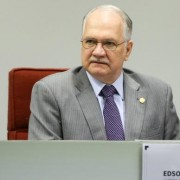 inistro Edson Fachin autorizou abertura de 76 inquéritos para investigar pessoas citadas nas delações da Odebrecht   Marcelo Camargo/Agência Brasil