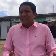 Prefeito Júlio Cezar anunciou investimentos na área da saúde (Foto: Kevyn Rodrigues)