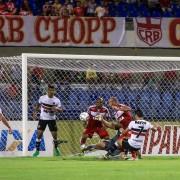 CRB x Santa Cruz, no Rei Pelé (Foto: Ailton Cruz/Gazeta de Alagoas)