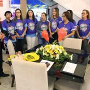 Presidente Otávio Praxedes destacou a importância do evento que visa estimular a adoção em Alagoas. Foto: Itawi Albuquerque
