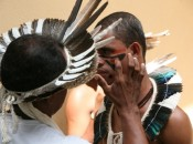 stão participando 240 competidores e competidoras representando sete povos indígenas alagoanos. Ascom