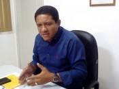 """""""Com o pagamento unificado, a autoestima é elevada e o comércio ganha mais"""", disse o prefeito Júlio Cezar (Foto: Arquivo/T.S.)"""