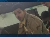 Salman Abedi é identificado como o homem-bomba que se explodiu fora da Manchester Arena após o show de Ariana Grande (Foto: Reprodução/ TV Globo)