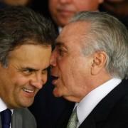 Ministros do governo Michel Temer - Brasília - DF 12/05/2016