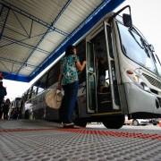 Com o projeto 'Domingo é Meia' usuários do transporte público vão pagar apenas 50% do valor da passagem (Foto: Pei Fon/Secom Maceió)