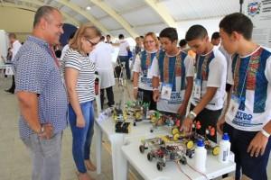 Podem participar do encontro estudantil estudantes matriculados no Ensino Médio Regular e na modalidade EJA Médio da rede estadual de ensino . Valdir Rocha