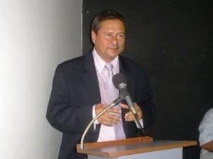 Ex-prefeito da Barra de São Miguel, Reginaldo Andrade (Foto: Alagoas24horas)