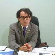 Reitor da Uneal, professor Jairo Campos, recebeu ameaça de morte (Foto: Arquivo/T.S.)
