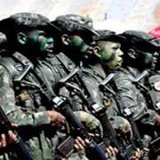 Constituição Federal permite que as Forças Armadas atuem em ações de segurança pública em casos de grave perturbação da ordem (Foto: Defesa.net)